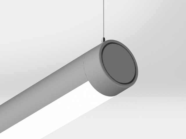 AR300 Suspended Direct with Flat End Cap