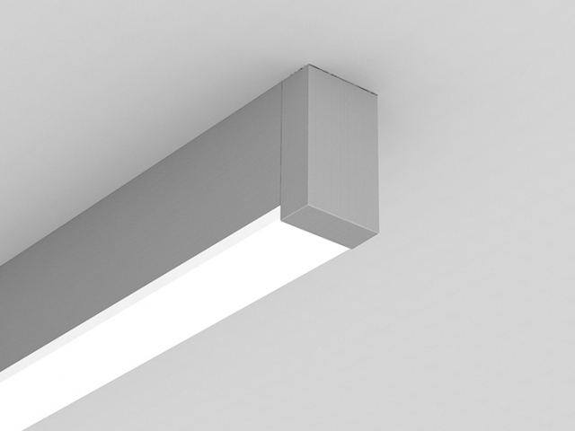 Microlinea Ceiling Mount Series 2 - Accent Lens