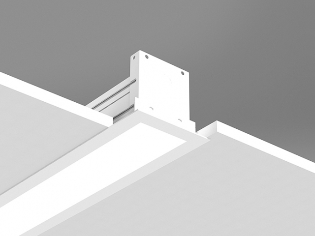 Microlinea Recessed Series 3 with Overlap Flange