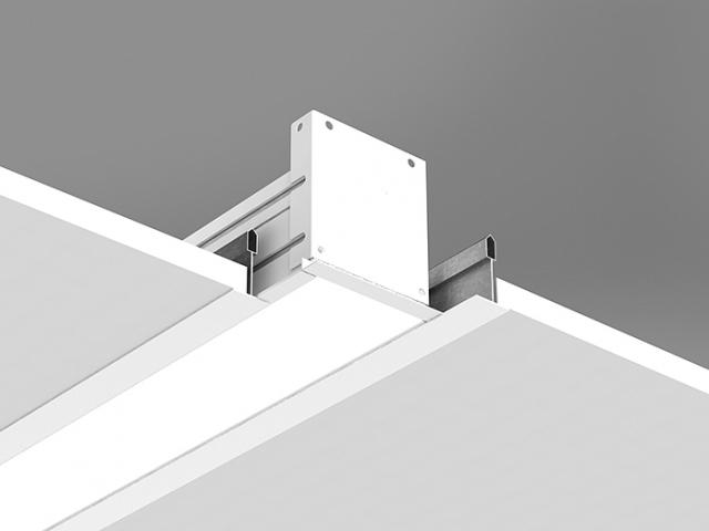 Microlinea Recessed Series 3 - Flush Tile Ceiling