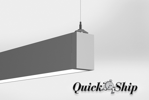 Microlinea Suspended Mount Series 3 Indirect/Direct – Quick Ship