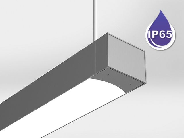 Microlinea Series 5 Wet Location Suspended - Direct