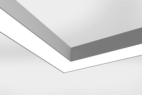 Microlinea Direct Series 5 - 90 Degree Lit Corner - Flush Lens