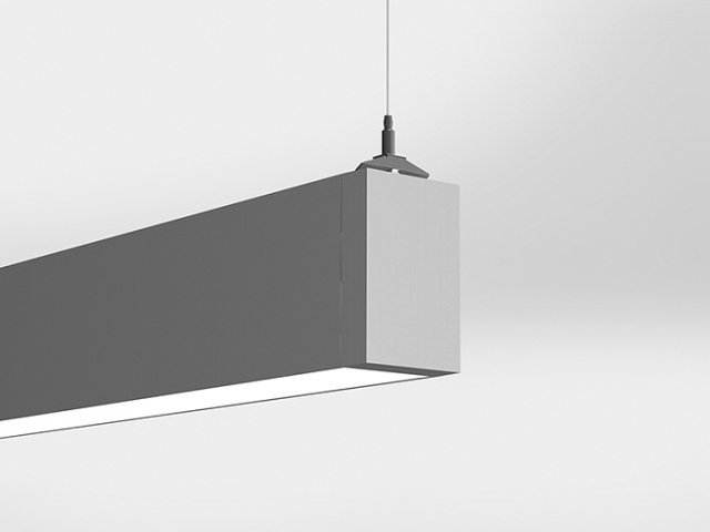 Microlinea Suspended Mount Series 3 Indirect/Direct