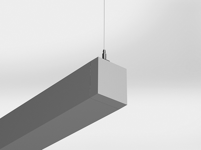 Microlinea Suspended Mount Series 3 Indirect