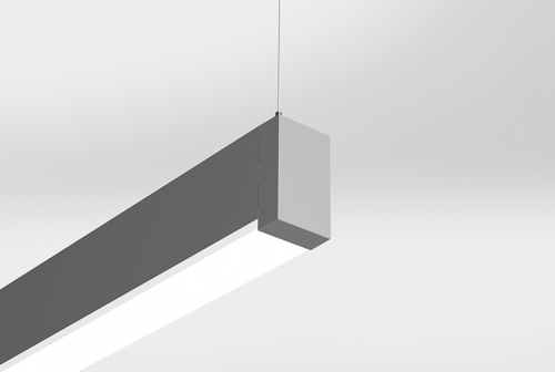 Microlinea Suspended Direct Series 2 with Accent Lens