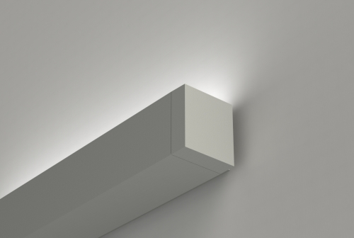 Microlinea Wall Mount Indirect-Asymmetric Series 3