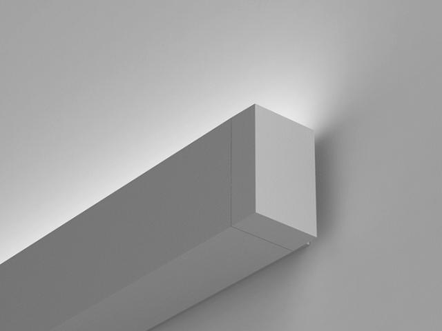 Microlinea Wall Mount Indirect-Asymmetric Series 2