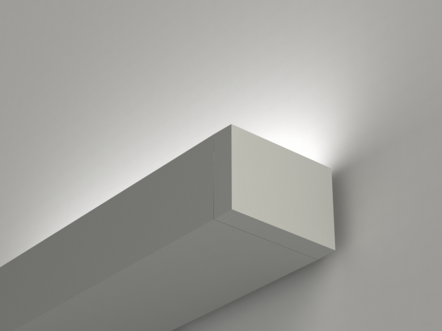 Microlinea Wall Mount Indirect-Asymmetric Series 5
