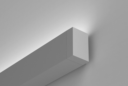 Microlinea Wall Mount Indirect-Asymmetric Series 2