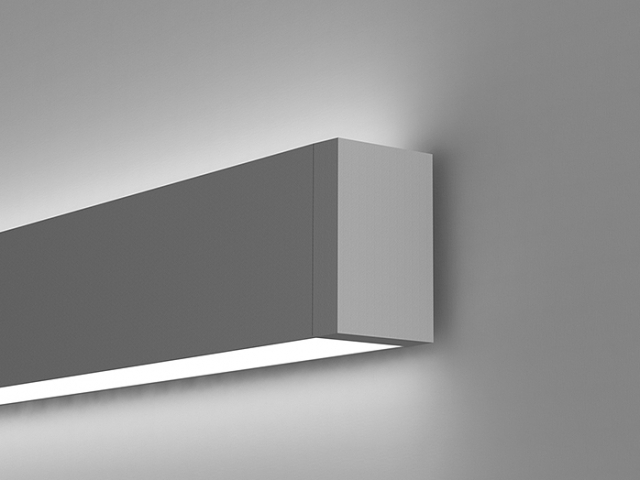 Microlinea Wall Mount Series 3 - Indirect/Direct