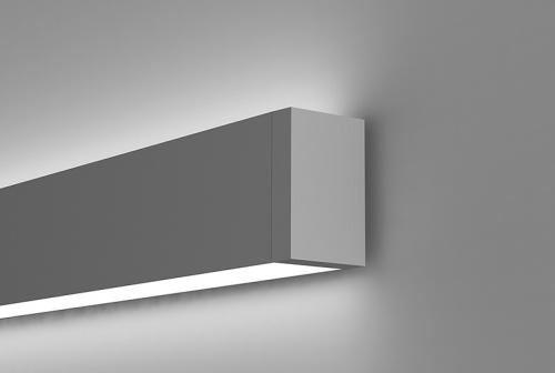 Microlinea Wall Mount Series 3 - Indirect/Direct