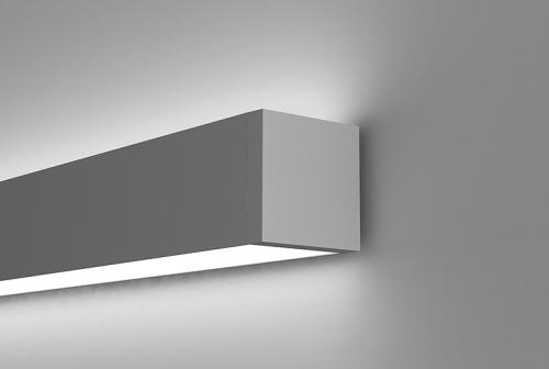 Microlinea Wall Mount Series 5 - Indirect/Direct