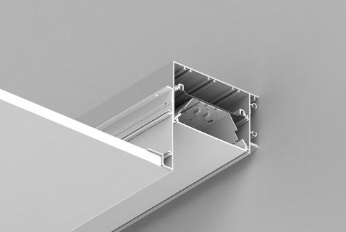 Perimeter System 5 Recessed Series – Spackle Flange