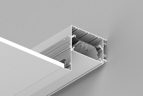 Perimeter System 5 Recessed Series – Grid Ceilings