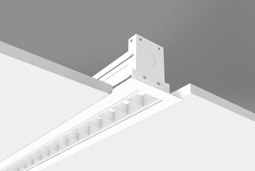 QuadraCel Recessed Series - Overlap Flange